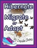 Hibernate, Migrate or Adapt (An Animal Sort)