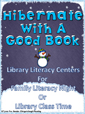 Hibernate With A Good Book: Winter-Themed Library Centers/Stations