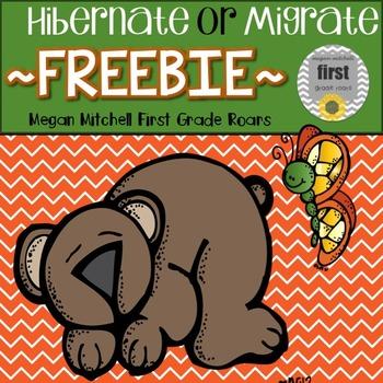 Hibernate or Migrate?... Freebie