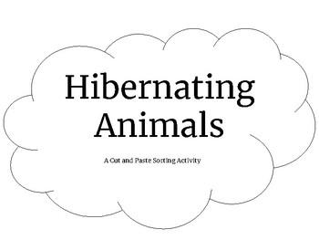 Hibernating Animals