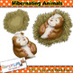 Hibernating Animals Clip art Bundle