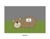 Hibernating Bear Word Families