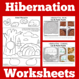 Hibernation Activity | Hibernation Kindergarten