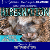 Hibernation:  A Non-Fiction Reading, Science, and Writing