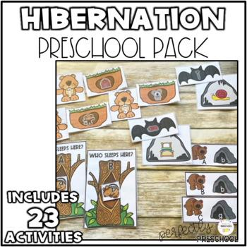 Hibernation Bundle {Pre-K}