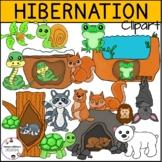 Hibernation Clipart