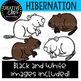 Hibernation Clipart {Creative Clips Clipart}