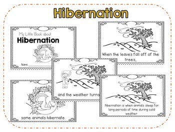 Hibernation Emergent Reader