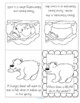 Bear Hibernation Foldable Booklet FREE