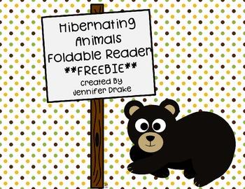 Hibernation Foldable Reader FREEBIE!  Super easy to use!