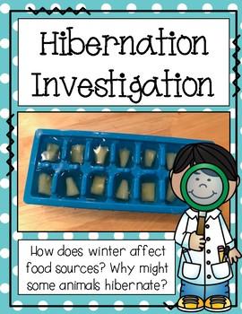 Hibernation Investigation