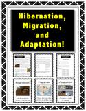 Hibernation, Migration, Adaptation // Science // Assessment // Overview