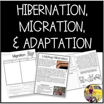 Hibernation, Migration, and Adaptation