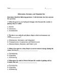 Hibernation, Migration, and Dormancy Assessment