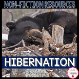 Hibernation Non-Fiction Resources {Close Reads & Informational Text}