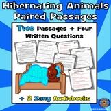Hibernation Reading Comprehension