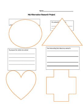 Hibernation Research Project