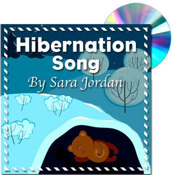 Hibernation Song & Activity (Teaching Seasons - Winter) - Digital MP3 Download