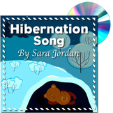 Hibernation Song & Activity (Teaching Seasons - Winter) -