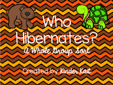 Hibernation Sort {Whole Group}