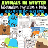 Animals in Winter Hibernation and Migration Guided Reading