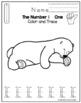 """Hibernation Tracing Numbers 1-10 """"No Prep"""""""