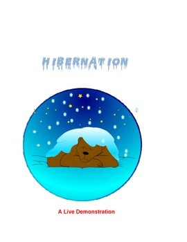Hibernation -- a live demonstration