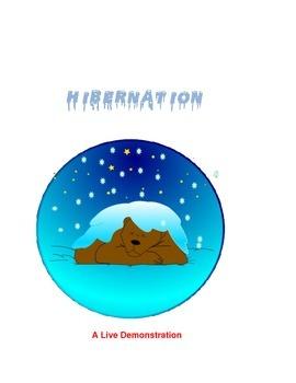 Hibernation -- a live demonstration