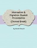 Hibernation and Migration Student Presentation