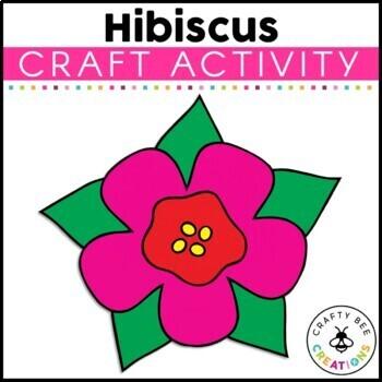 Hibiscus Cut and Paste