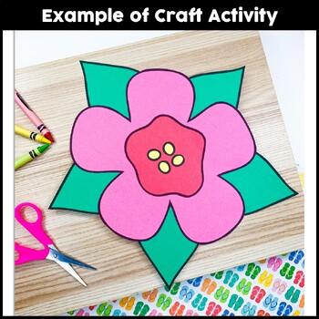 Hibiscus Craft