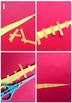 Hibou : arts plastiques, collage à la manière de Clémence G.
