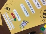 Hickety Pickety Bumblebee Bullitein Board