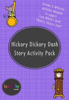 Hickory Dickory Dash Story Activity Pack
