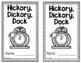 Mother Goose Rhymes: Hickory Dickory Dock