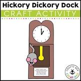Hickory Dickory Dock Craft