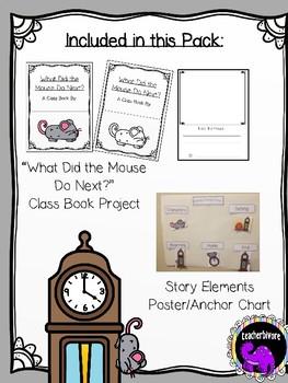 Hickory Dickory Dock Literacy Activity Pack