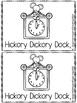 Nursery Rhyme Hickory Dickory  Dock