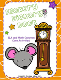 Hickory Dickory Dock Nursery Rhyme Pack!