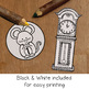 Hickory Dickory Dock - Nursery Rhyme Song Props