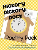 Hickory Dickory Dock Poetry Journal