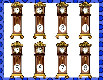 Hickory Dickory Dock Resources