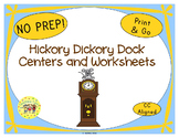 Hickory Dickory Dock Activities