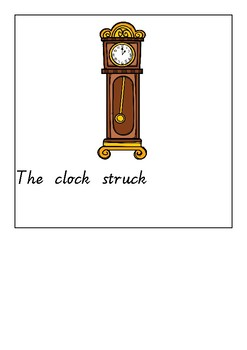 Hickory Dickory Dock adapted book