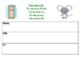 Hickory Dickory Dock sequencing
