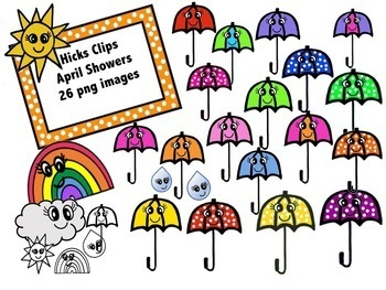 Hicks Clips April Showers