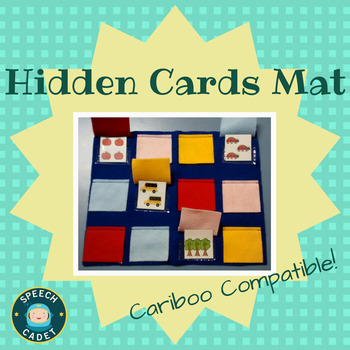 Hidden Cards Mats - Cariboo Compatible!