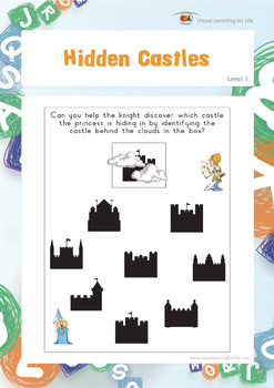 Hidden Castles