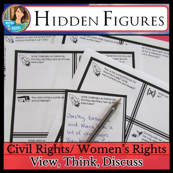 Hidden Figures (2016) Movie: Civil Rights/ Women's Rights