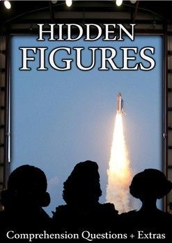 Hidden Figures Movie Guide + Extension Questions - Answer Keys Included